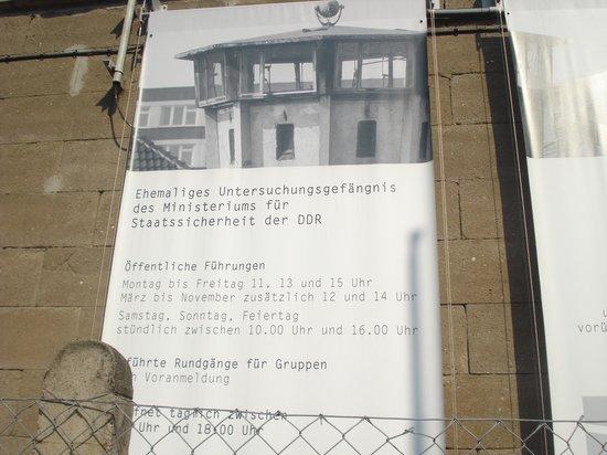 Gedenkstätte Berlin-Hohenschönhausen: Hohenschonhausen