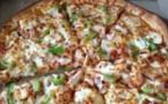 D J J's Pizza Wedge