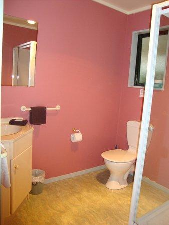 Wanaka Kiwi Holiday Park & Motels : Toilet