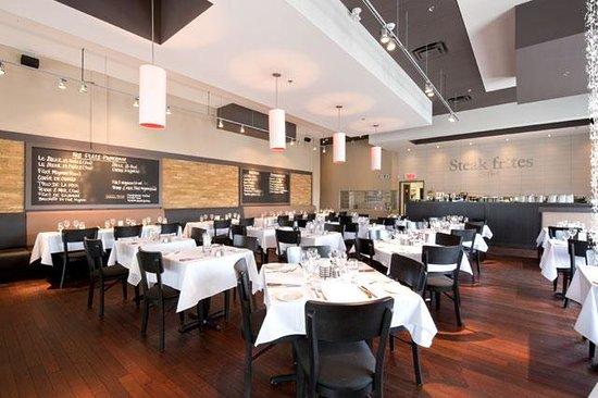 Restaurant Le Four St Eustache