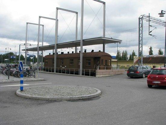 Mikkeli, Finland: Mannerheim's car