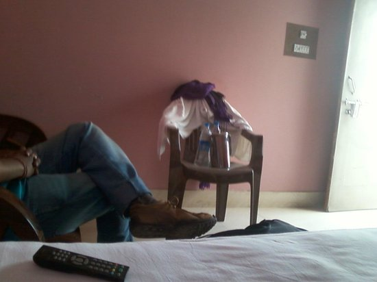 Hotel Ganesha : NO TABLE AT ROOM NO.306, INSPITE OF REPEATED REQUESTED