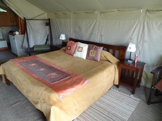 Governor's Camp : Comfortable Beds