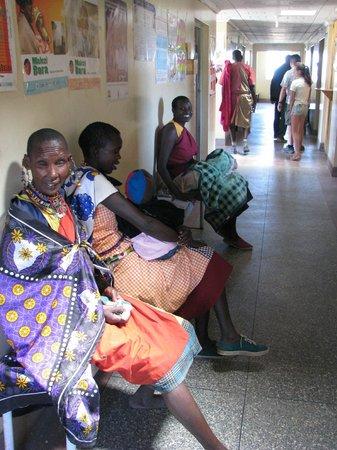 SEMADEP Camp: The Health Centre created by Semadep