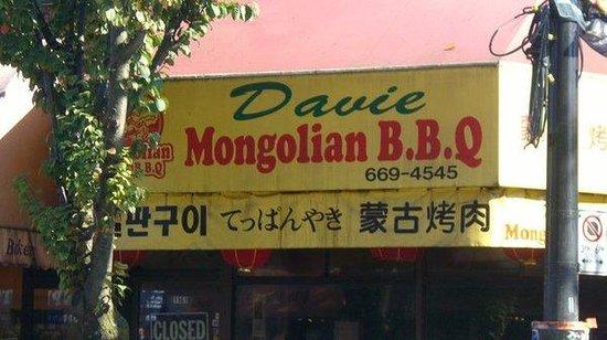 Davie Mongolian BBQ