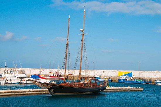 Mondragon's Dream: boat trip canary islands