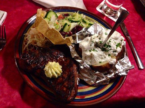 Restaurant Texas : Rumpsteak