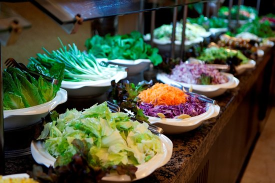Orange County Resort Hotel Kemer: Open Buffet