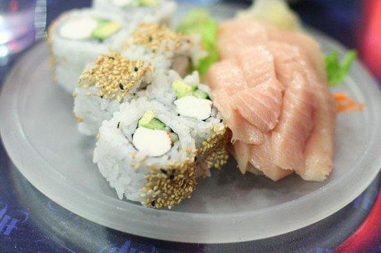 Sushi Maki Japanese Cuisine