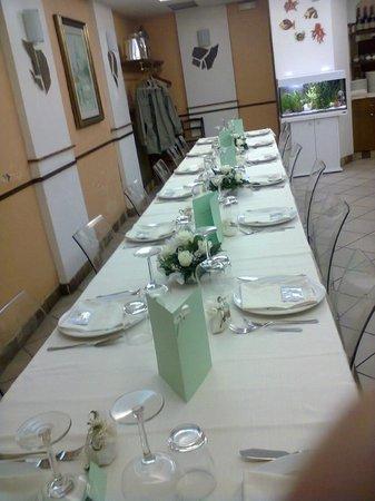Pianella, Italië: tavolo 1
