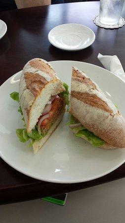 Lucky 13 Sandwich: Tuna