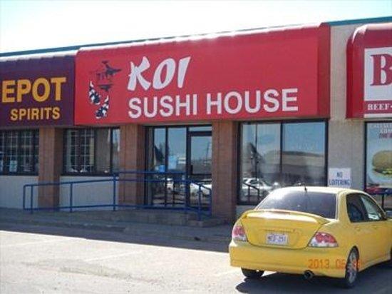 Koi sushi house dress code for Koi restaurant los angeles
