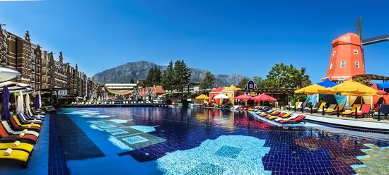 Orange County Resort Hotel Kemer: Pool