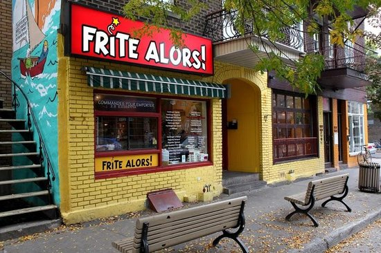 FRITE ALORS Masson