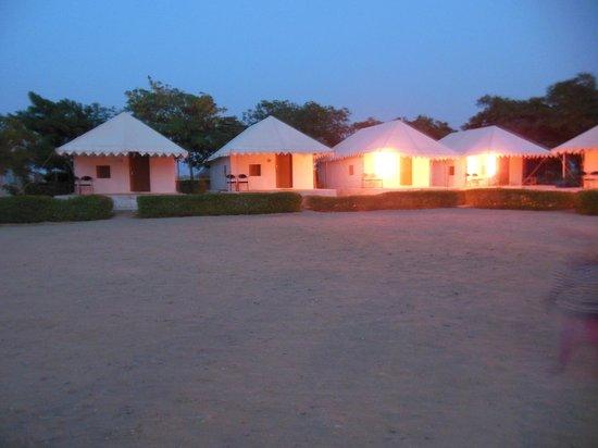 Desert Anna Safari & Camp : Camps at desert