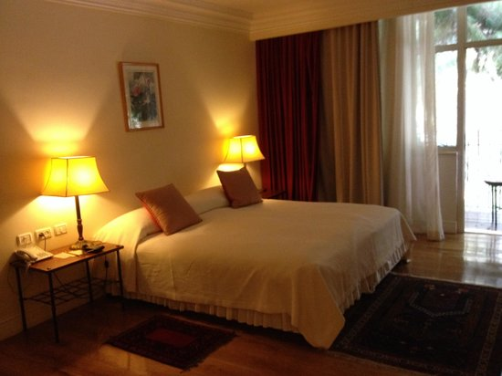 Hotel Mitzpe Hayamim: Mitzpe hayamim - the roome