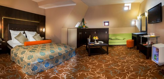 Orange County Resort Hotel Kemer: Dam Plein Suit