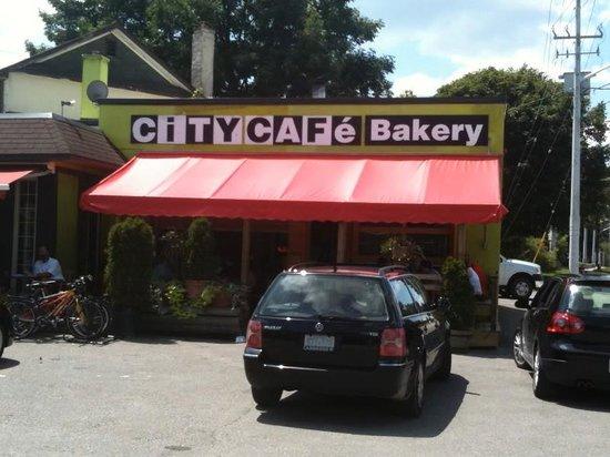 City Cafe Kitchener Phone Number