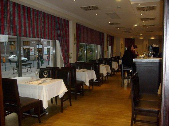 Leonardo Hotel Budapest : Бар и ресторан