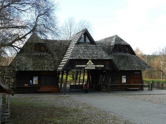 Rumsiskes Open-Air Museum: Вход