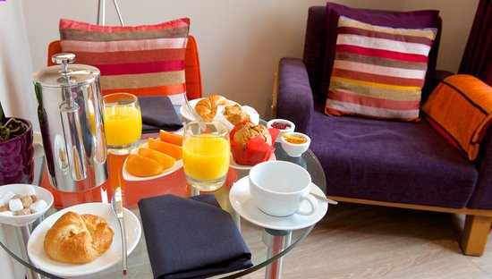 Hotel Maiyango: Breakfast