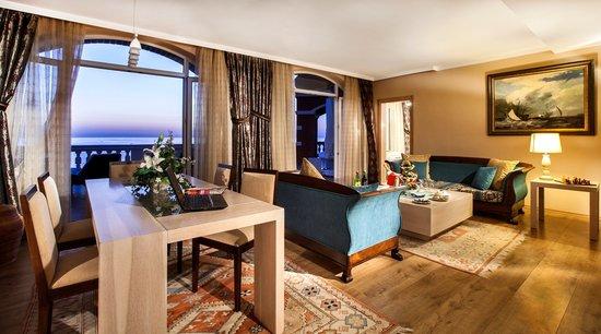 Orange County Resort Hotel Kemer: Quenn Beatrix Suit