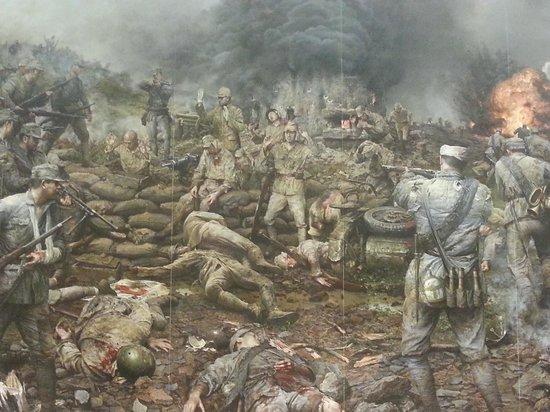 China Art Museum (Shanghai Meishu Guan): fight for honour