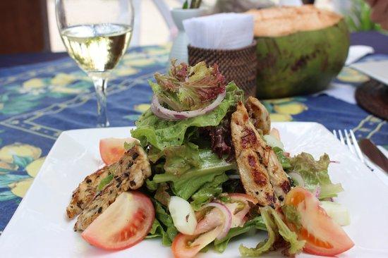Cafe del Mar : salad
