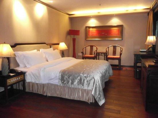 BuddhaZen Hotel : Our room