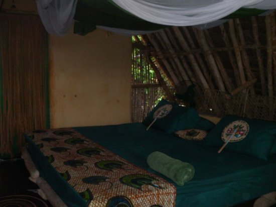 Chumbe Island Coral Park : The room