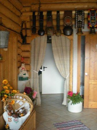 Agritur Malga Lozen : ingresso