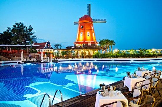 Orange County Resort Hotel Kemer: WINDMILE