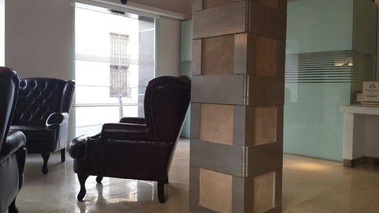 Hotel Rocamar: Salon del hotel