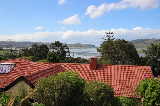 Double Dutch B & B : View from our room
