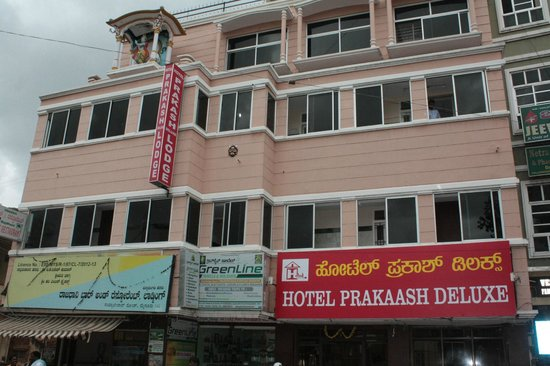 Hotel Prakash Deluxe: One of the Heritage Hotel in Mysore