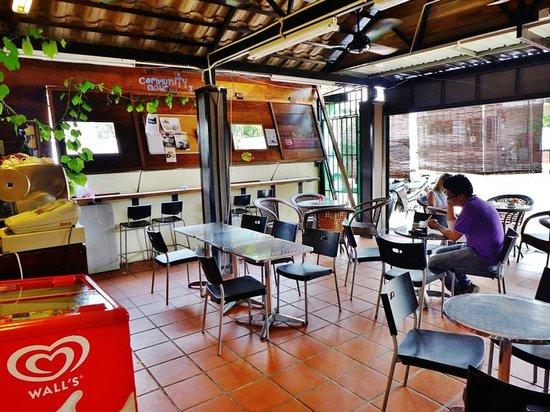 Follow Us Picture Of Gusto Cafe Penang Island Tripadvisor