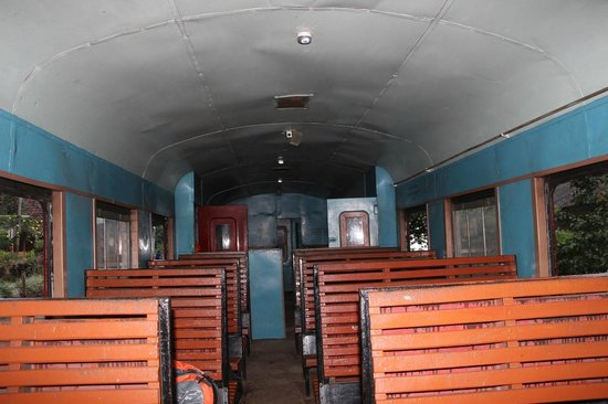 Olympus Plaza Hotel: A compartment on the Good Train