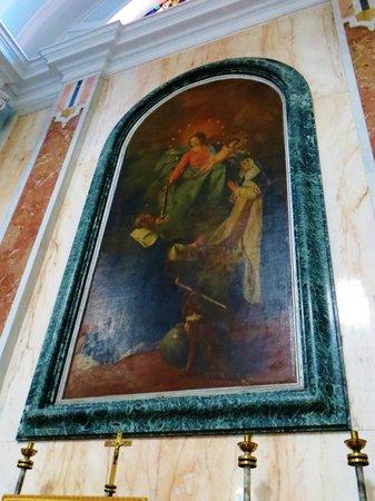Chiesa di Santa Maria degli Angeli: Madonna di Pompei