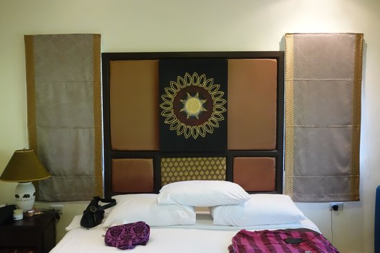 Suansawan Resort Chiang Mai: The Bed