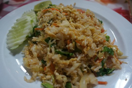 Kwong Shop Seafood: tasty fried rice