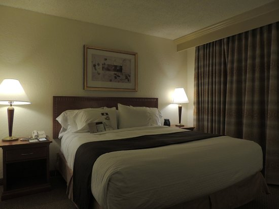 DoubleTree Suites by Hilton Hotel Seattle Airport - Southcenter: キングサイズベッド 1 台 2 ルーム スイート