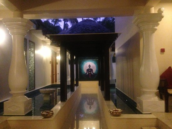 Carnoustie Ayurveda & Wellness Resort: The spa