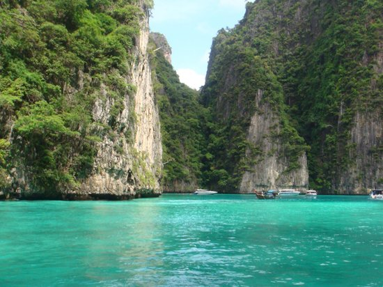 Ocean View Phuket Hotel: Phi Phi Island lagune