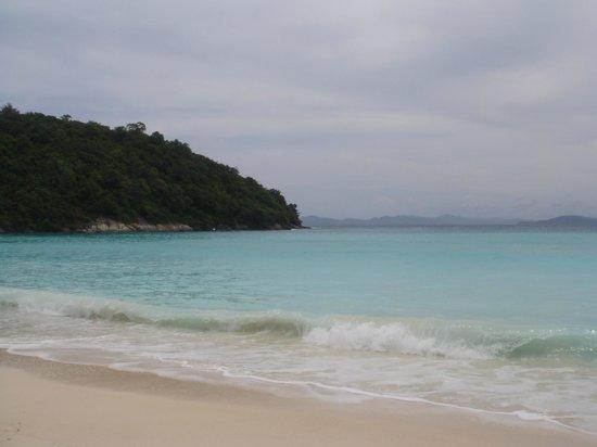 Ocean View Phuket Hotel: Raya Island