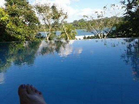Poppy's on the Lagoon: The Infinity Pool