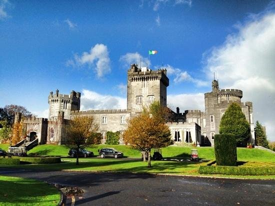 Dromoland Castle Hotel: Lovely stay, first class all the way at Dromoland. Dont miss it!