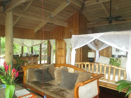 Namale the Fiji Islands Resort & Spa: Suite view