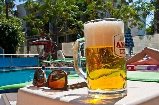 smartline Philippion: Lager by the pool