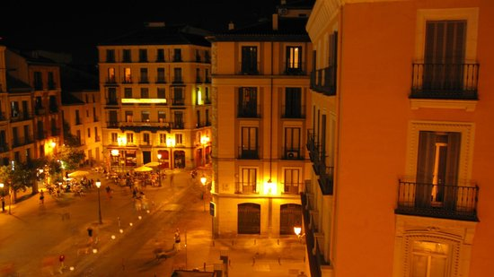 Single Room Hotel Plaza Mayor