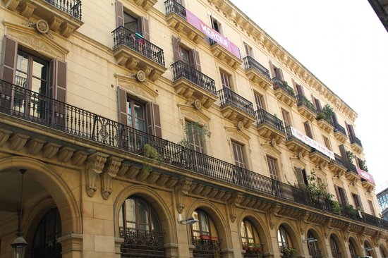 Hostal Nuevo Colon: Окрестности